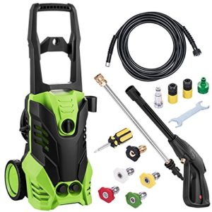 Highest PSI Pressure Washer Reviews