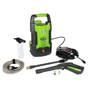 Greenworks 1500 PSI Pressure Washer Br