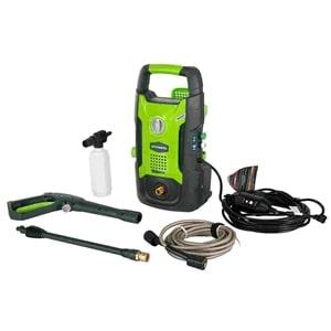 Greenworks 1600 PSI Pressure Washer Br