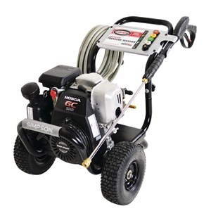 Simpson MSH3125-S Pressure Washer Br