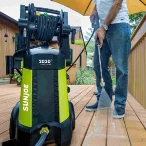 Sun Joe Pressure Washer Review