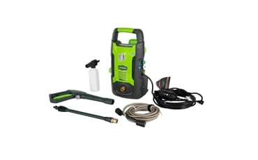 Greenworks 1600 PSI Pressure Washer Featured
