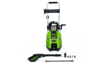 Greenworks 2000 PSI Pressure Washer Featured