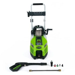 Greenworks 2000 PSI Pressure Washer1