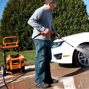 Gas Pressure Washers