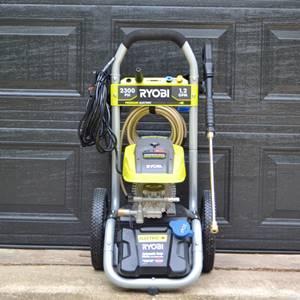 Ryobi Tools Pressure Washers