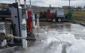 Best Commercial Pressure Washers Featured
