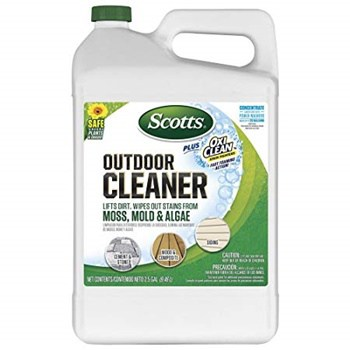 Scotts FBA 51501 Concentrate Plus Oxi Clean Outdoor Cleaner