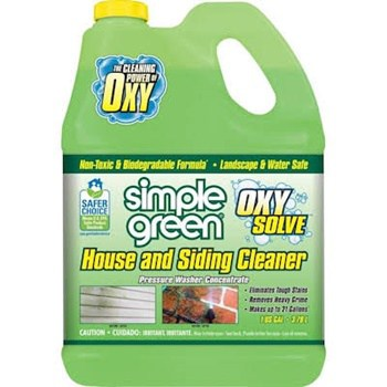 Simple Green House and Siding Pressure Washer Cleaner 1 Gal