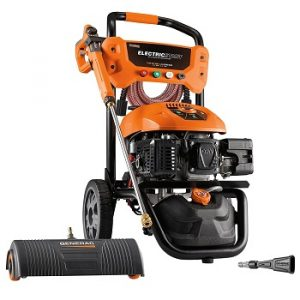 Generac Gas Pressure Washer Kit 3100 PSI 2.5 GPM
