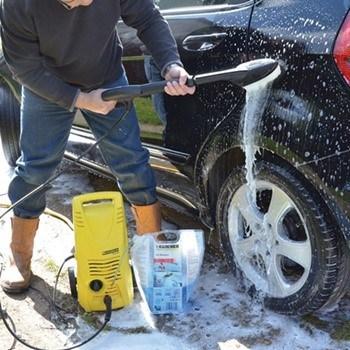 Pressure Washer Soap vs. Detergent