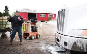 Best Hot Water Pressure Washers Featured