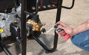 Best Pressure Washer Pump Oils