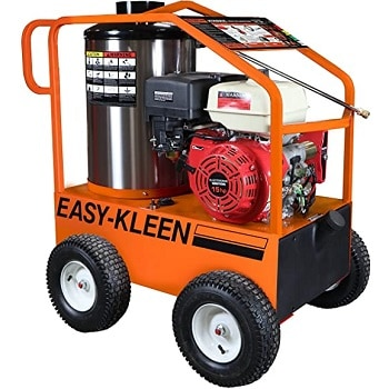 Easy-Kleen 4000 PSI Hot Water Pressure Washer Honda Engine