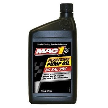 Mag 1 60694-6PK Pressure Washer Pump Oil - 1 Quart Pack of 6