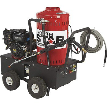 NorthStar 2700 PSI Hot Water Pressure Power Washer Portable