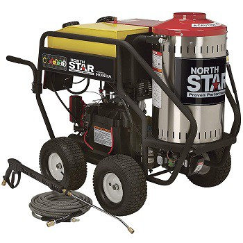 NorthStar 3000 PSI Gas Hot Water Pressure Washer