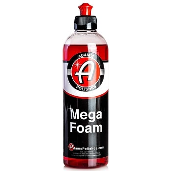 Adam's Polishes Mega Foam Car Soap