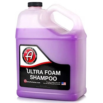 Adam's Polishes Ultra Foam Cannon Shampoo Gallon