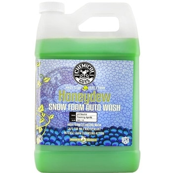 Chemical Guys CWS_110 Honeydew Snow Foam Cannon Soap