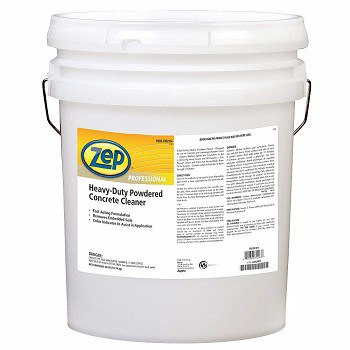 Zep Professional Heavy-Duty Powdered Concrete Cleaner