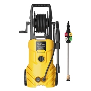 WestForce 5550 Cleaning Power 1800 W Electric Pressure Washer