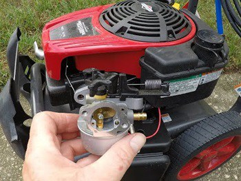 How to Clean Carburetor on Pressure Washer