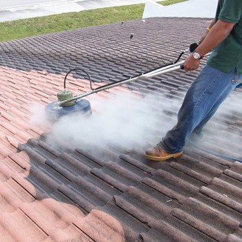 How to Pressure Wash a Roof