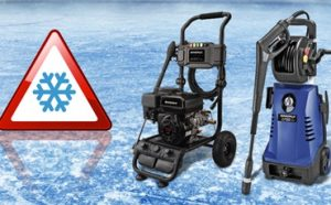 How to Winterize a Pressure Washer Featured