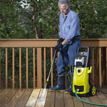 Quiet Pressure Washers
