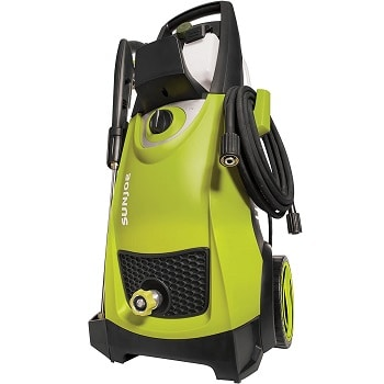 Sun Joe SPX3000 2030 Max PSI Pressure Washer