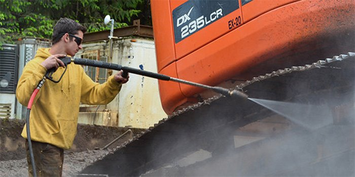 FAQ About Hot Water Pressure Washers