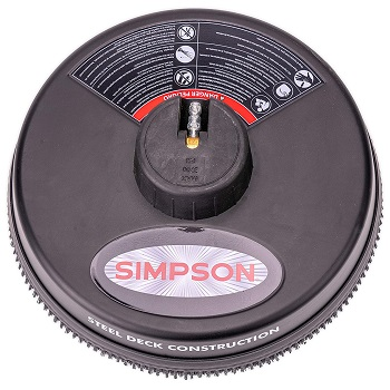 SIMPSON Cleaning 15'' Surface Cleaner 3700 PSI