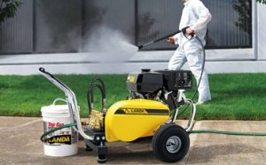 How to Start a Pressure Washing Business Featured