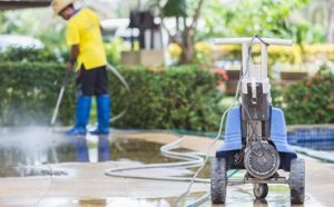 Renting Pressure Washers Featured