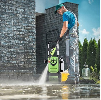Suyncll Pressure Washer Review
